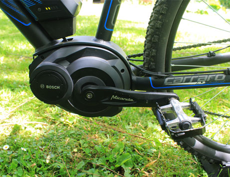 L'assistance Bosch pour vélo électrique avec la nouvelle batterie 36V 400Wh est épatante!