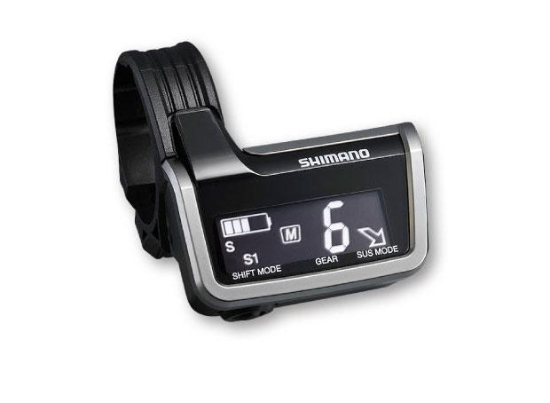 Ecran de contrôle Shimano XTR Di2