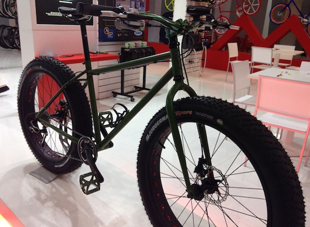Fat Bike RMS, disponible pour la saison 2015 sur Le Marché Du Vélo.com