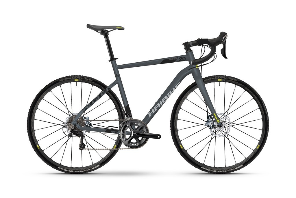 Le Gravel est un vélo confortable et robuste